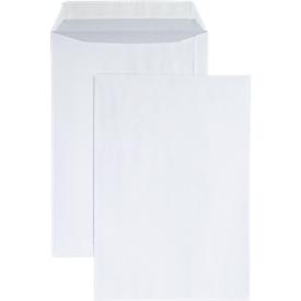 Bolsas de correo, DIN C4, sin ventana, adhesivas, 10 piezas