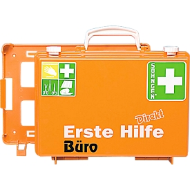 Botiquín de primeros auxilios Direkt para la oficina