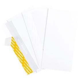 Briefumschläge, DIN lang, mit Haftklebung, ohne Fenster, 1000 Stück