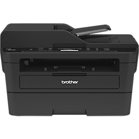 Brother all-in-one printer DCP-L2550DN, z/w-apparaat, 3-in-1-apparaat, LAN
