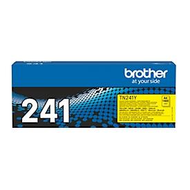 Brother Toner TN-241Y, gelb, original