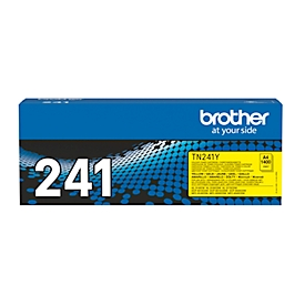 Brother tonercassette TN-241Y, geel
