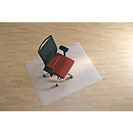 BSM bureaustoelmat vorm A, Voor harde vloeren, 750x1200 mm