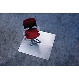 Bureaustoelmat voor tapijt, 1300 x 1200 mm
