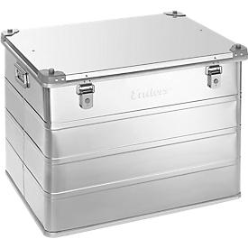 Caja, aluminio, , 236 l