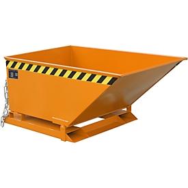 Caja basculante KN 400, naranja (RAL 2000)