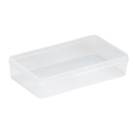 Caja de almacenamiento Sunware Q-line, 1 compartimento, 1,8 l, L 245 x A 150 x H 52 mm