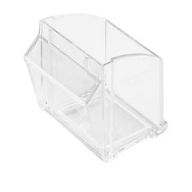 Caja de repuesto para almacenamiento de artículos pequeños MultiStore, tamaño 9, volumen 0,1 l, ancho 50 x fondo 42 x alto 46 mm, poliestireno, 1 pieza
