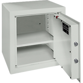 Caja fuerte para camuflar FORMAT modelo MB 4, gris luminoso