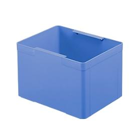 Caja insertable EK 112, azul