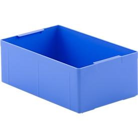 Caja insertable EK 113-N, PS, azul, 20 unidades