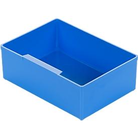 Caja insertable EK 503, PS, 20 unidades, azul