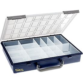 Caja organizadora Assorter 55 4 x 8-17 compartimentos