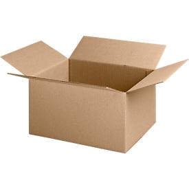 Cajas de cartón ondulado, 192x92x120 mm, rectangulares
