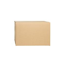Cajas plegables de cartón ondulado, de una sola pared, 450 x 320 x 300 mm