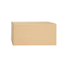 Cajas plegables de cartón ondulado, doble pared, 325 x 220 x 160 mm