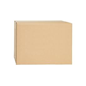 Cajas plegables de cartón ondulado, doble pared, 325 x 220 x 250 mm
