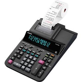 Calculadora de mesa Casio FR-620RE, impresión en 2 colores, pantalla de 12 dígitos, impresión posterior/reimpresión