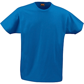 Camiseta de hombre Jobman 5264 PRACTICAL, SE 14-218, azul, L