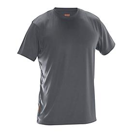 Camiseta Jobman 5522 PRACTICAL Spun Dye, cuello redondo, PPE 1, OEKO-TEX® SE 12-141, gris oscuro, L