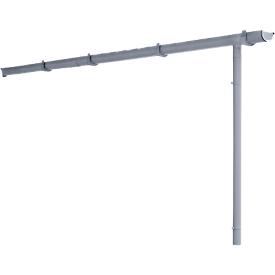 Canalón de lluvia y tubo de bajada, para W 2145 mm