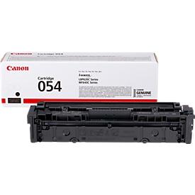 Canon 054 BK Toner, schwarz, original