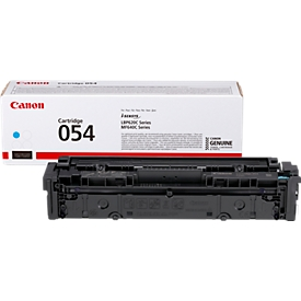 Canon 054 C Toner, cyan, original