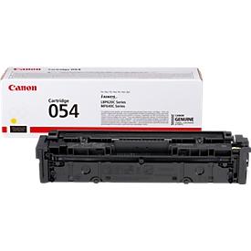 Canon 054Y Toner, gelb, original