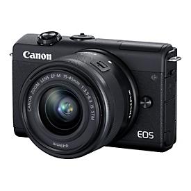 Canon EOS M200 - Digitalkamera EF-M 15-45-mm-IS-STM-Objektiv