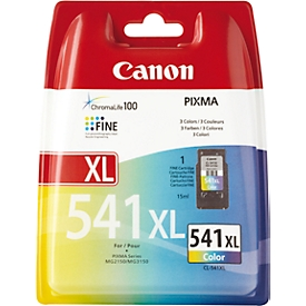 Canon inktcartridge CL-541XL color