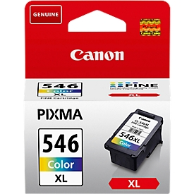 Canon inktcartridge CL-546XL color