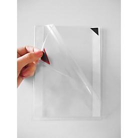 Carpeta expositora Tarifold KANG, con cierre magnético, para formato vertical y horizontal, DIN A5,