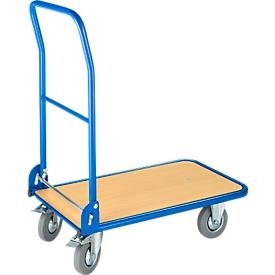 Carro de plataforma (plegable)