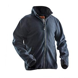 Chaqueta polar Jobman 5501 PRACTICAL, PPE categoría I, marino, poliéster, M
