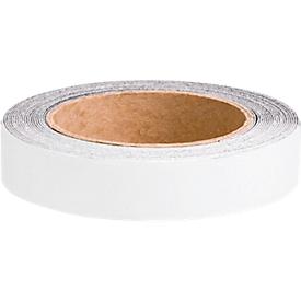 Cinta antideslizante CleanGrip, 50 mm x 25 m, autoadherente, antideslizante R 11 según DIN 51130, transparente, 1 rollo
