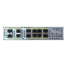 Cisco SM-X-6X1G Gigabit Ethernet Service Module - Erweiterungsmodul - Gigabit Ethernet x 6 + Gigabit SFP x 6