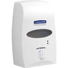 Clark Professional elektronische dispenser desinfecterende huidgel, wit
