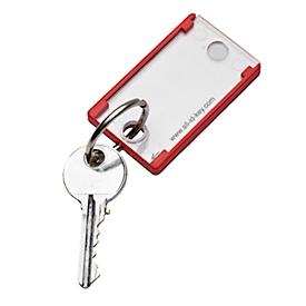 Clic Flex Key Magnetische Schlüsselanhänger, 1 Set = 40 St.
