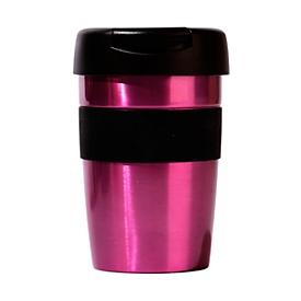 Coffee to go Becher, Pink, Standard, Auswahl Werbeanbringung optional