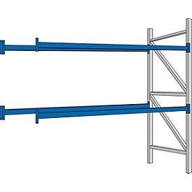 Comp. aanbieding aanbouwsectie PR 350, dwarssteun, 1800x2500x850 mm