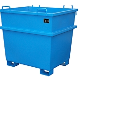 Contenedor universal UC 1000, azul