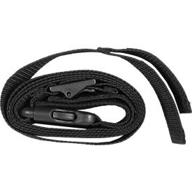 Correa tensora para carretillas de aluminio para sacos serie EX-GH, L 1470-2000 mm, negro