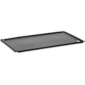 Cubeta de protección de superficies CEMO, polietileno, volumen de recogida 12l, ampliable, L 1240 x An 780mm