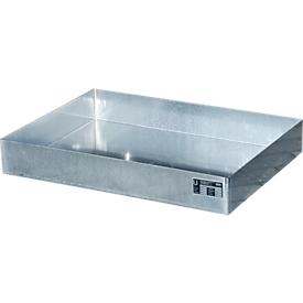 Cubeta para envases pequeños 600 x 400 x 120mm, 20l