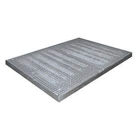 Cubeta para proteger superficies tipo BSW 22, transitable, galvanizado
