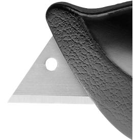 Cuchillas de recambio trapezoidales/anchas, 50 unidades