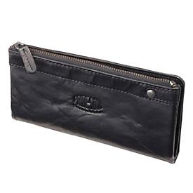Damengeldbörse, Schwarz, Standard