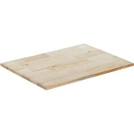 Deksel, voor houten opzetframe, 800 x 1200 mm