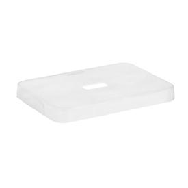Deksel voor Sigma Home Box Sunware, transparant ontwerp, voor 13 l & 25 l