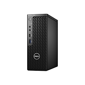 Dell 3240 Compact - USFF - Core i7 10700 2.9 GHz - vPro - 16 GB - SSD 512 GB - with 1-year Basic Onsite (CH, IE, UK - 3-year)